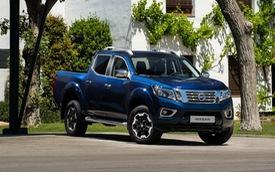 Ra mắt Nissan Navara 2020: Thêm tăng áp để rượt đuổi Ford Ranger