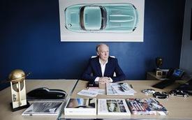 Nhà thiết kế huyền thoại đứng sau thành công của Jaguar nhường ghế sau 20 năm gắn bó