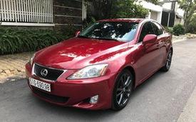 Lexus IS 250 2008 giá hơn 600 triệu - Lựa chọn cho ai chán 'Mẹc' C cũ