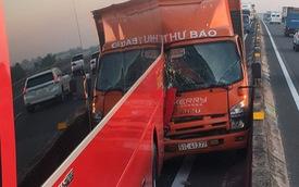 2 tai nạn liên tiếp trên cao tốc TP. HCM - Trung Lương, hàng chục em nhỏ hoảng loạn kêu cứu