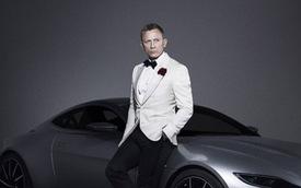 Điệp viên 007 sẽ sử dụng xe điện trong phần phim tiếp theo?