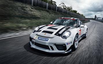 Porsche 911 GT3 Cup ra mắt phiên bản mới, thiết kế nâng cấp và an toàn hơn