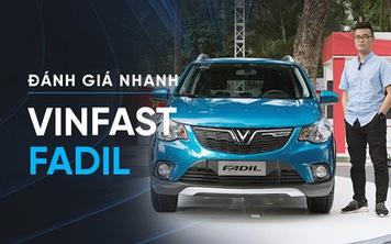 Đánh giá nhanh VinFast Fadil: Xe nhỏ mang tham vọng lớn tại Việt Nam