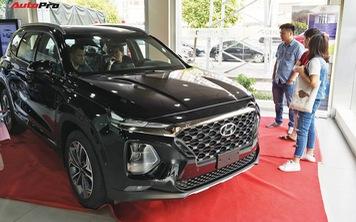 Tâm sự của khách hàng Việt vẫn chấp nhận mua Hyundai Santa Fe 2019 'bia kèm lạc' cả trăm triệu