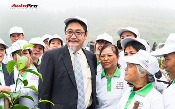 Toyota chung tay cùng Bộ Tài nguyên & Môi Trường nâng cao ý thức của cộng đồng về bảo vệ môi trường