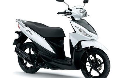 GIÁ XE MÁY SUZUKI : Xe ga giá rẻ Suzuki Address sắp ra mắt