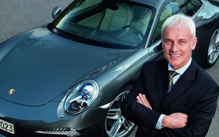 """""""Thuyền trưởng"""" Porsche trở thành chủ tịch tập đoàn Volkswagen"""