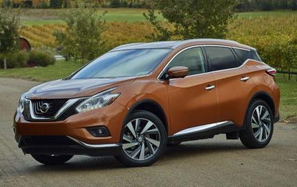 Nissan Murano phiên bản tiết kiệm xăng trình làng