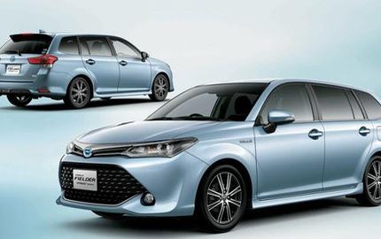"""Toyota Corolla 2015 chỉ """"ăn"""" 2,9 lít xăng trên 100 km"""