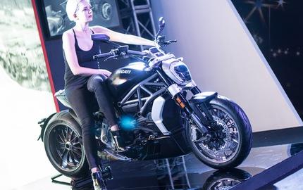 Diện kiến mô tô đẹp nhất thế giới tại Việt Nam