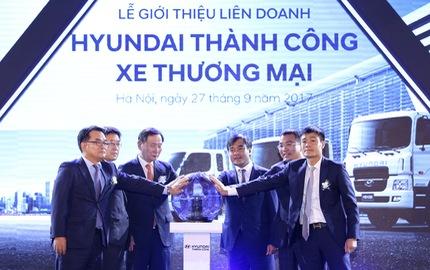 Hyundai Thành Công chính thức trở thành đối tác duy nhất sản xuất xe tải, xe bus Hyundai