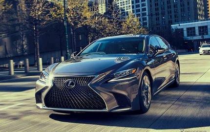 Lexus LS 2018 ra mắt tại quê nhà với giá khởi điểm dưới 2 tỷ Đồng