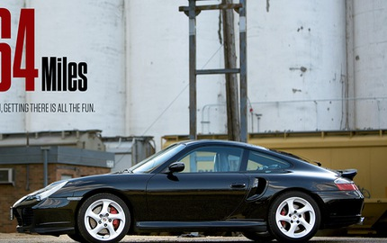 """Làm quen với Porsche 911 Turbo chạy nhiều như """"xe cỏ"""" và đã thay 124 chiếc lốp"""