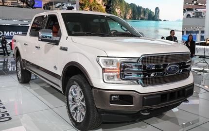 """Xe bán tải """"khủng long"""" Ford F-150 2018 được """"chốt giá"""" chính thức"""