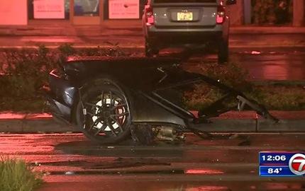 Vụ tai nạn chứng minh siêu xe như Lamborghini Huracan thực sự đáng đồng tiền