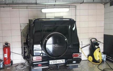 Đây là vụ tai nạn khiến nhiều người ca ngợi SUV hạng sang Mercedes-Benz G-Class