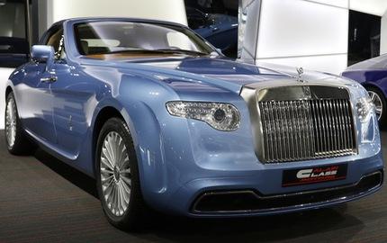 """Đây là chiếc Rolls-Royce độc đáo không kém """"cực phẩm"""" Sweptail mà lại có giá """"mềm"""" hơn rất nhiều"""