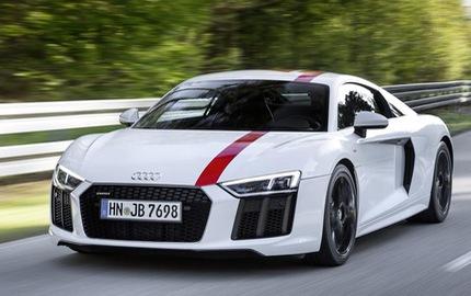 Audi giới thiệu siêu xe R8 V10 phiên bản dẫn động cầu sau, giá từ 3,8 tỷ Đồng