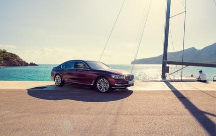 """BMW vén màn M760Li xDrive """"sang chảnh"""" hơn với cảm hứng từ du thuyền"""