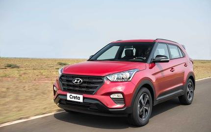 Crossover cỡ nhỏ Hyundai Creta được bổ sung phiên bản thể thao hơn