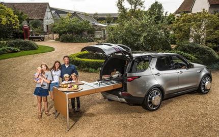 Land Rover Discovery phiên bản đặc biệt dành cho Master Chef