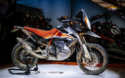 """KTM 790 Adventure R - Lựa chọn mới cho người thích """"lội bùn"""""""