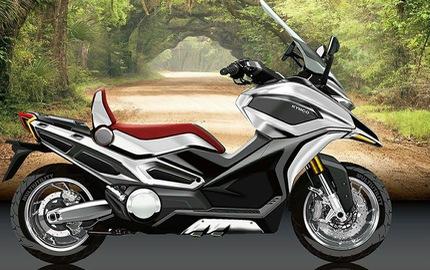 Kymco sắp ra mắt xe ga việt dã cạnh tranh Honda X-ADV
