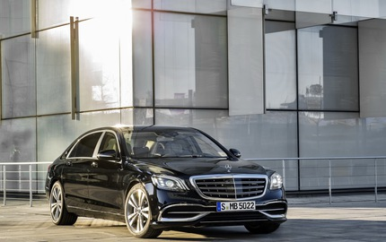 Sedan hạng sang cỡ lớn Mercedes-Benz S-Class 2018 được công bố giá bán