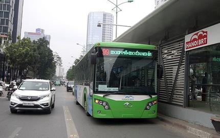 """Nghi vấn xe buýt nhanh BRT bị """"thổi giá"""", ô tô Trường Hải lên tiếng"""