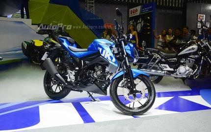 Naked bike Suzuki GSX-S150 có giá từ 68,9 triệu Đồng tại Việt Nam, rẻ hơn nhiều so với Yamaha TFX150