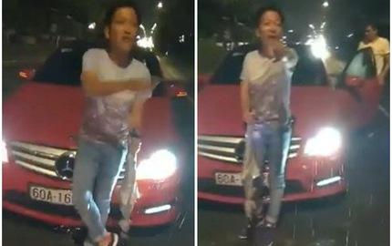 Cư dân mạng xôn xao với đoạn video Trường Giang say xỉn, đôi co trong vụ tai nạn