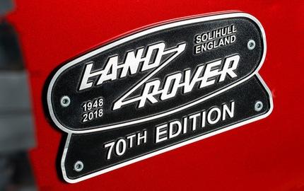 7 dòng xe Land Rover đáng nhớ nhất trong 70 năm qua