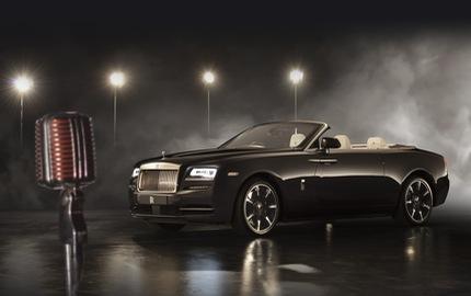 Vốn nổi tiếng yên tĩnh nhưng Rolls-Royce Dawn có thể tạo ra một bản nhạc từ chính tiếng động trên xe