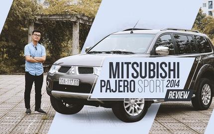 Đánh giá Mitsubishi Pajero Sport qua 4 năm sử dụng: Chất ở động cơ, nhược về tiện nghi