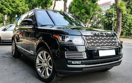 Hàng hiếm Range Rover Autobiography LWB Black Edition giá 8 tỷ đồng tại Hà Nội