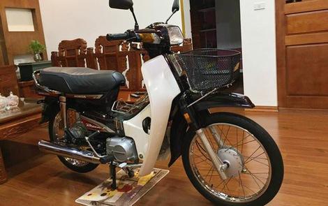 Loạt Honda Dream mới như 'đập thùng' giá hàng trăm triệu đồng nhưng cách bán của dân chơi Hà thành mới gây chú ý