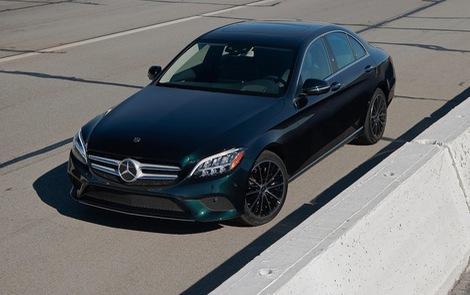 Đánh giá Mercedes-Benz C-Class 2019 trước giờ G
