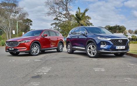 Mua SUV 7 chỗ hơn 1,1 tỷ đồng tại Việt Nam, không chọn Mazda CX-8 còn những xe nào khác?
