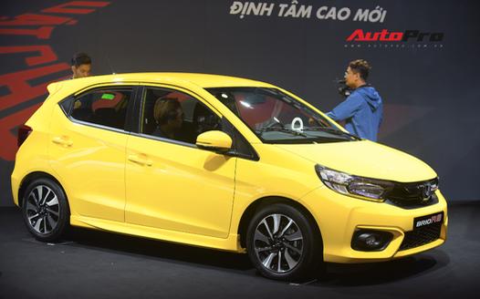Chi tiết Honda Brio RS - Phép thử mới trong phân khúc xe cỡ nhỏ tại Việt Nam