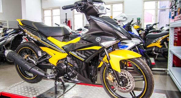 """""""Giải phẫu"""" Yamaha Exciter 150: Lội nước tốt như xe """"cào cào"""""""