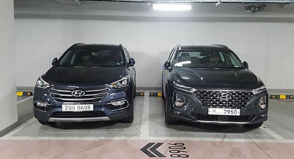 Không chỉ thay đổi thiết kế, Hyundai Santa Fe 2019 còn có nhiều công nghệ mới hơn hẳn trước đây