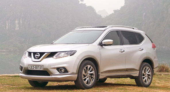 Đánh giá 5 công nghệ nổi bật trên Nissan X-Trail sau hành trình 200 km