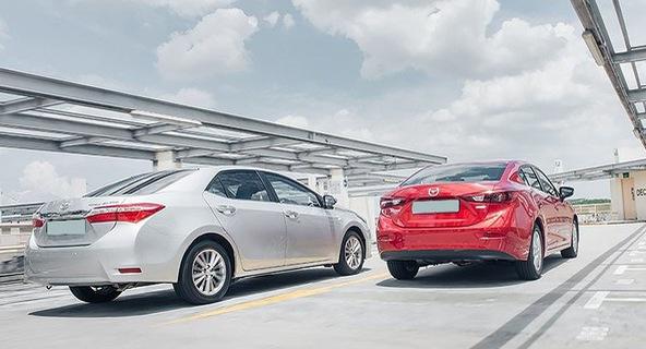 Mazda trước cơ hội bán chạy hơn Toyota tại Việt Nam