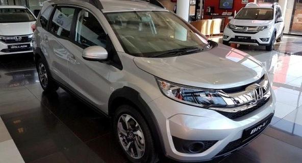 Honda BR-V sắp về Việt Nam, đấu Toyota Rush, Mitsubishi Xpander?