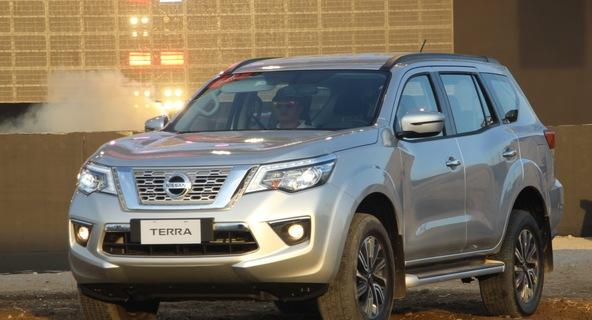 """Nissan Terra chuẩn bị về Việt Nam - Thêm """"trùm"""" công nghệ cạnh tranh Toyota Fortuner"""