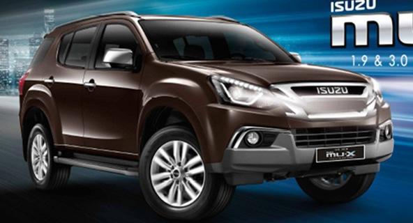 Đối thủ của Toyota Fortuner lộ thông số và giá dự kiến từ 820 triệu đồng