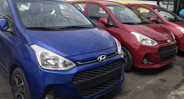 Hyundai Grand i10 mất ngôi xe bán chạy nhất Việt Nam