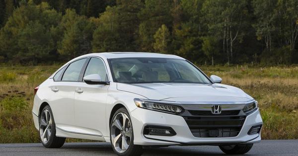 Honda Accord 2018 Gi 193 Bao Nhi 202 U Honda Accord 2018 được C 244 Ng Bố Gi 225 B 225 N đắt Ngang Ngửa Toyota