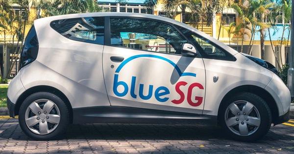Hạn chế xe riêng, Singapore tính phổ cập chia sẻ xe điện