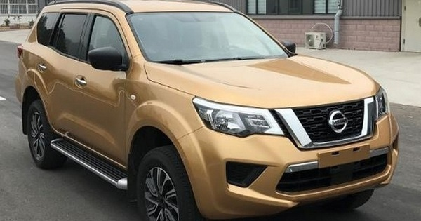Nissan Terra – đối thủ của Toyota Fortuner lộ ảnh thực tế trước giờ ra mắt